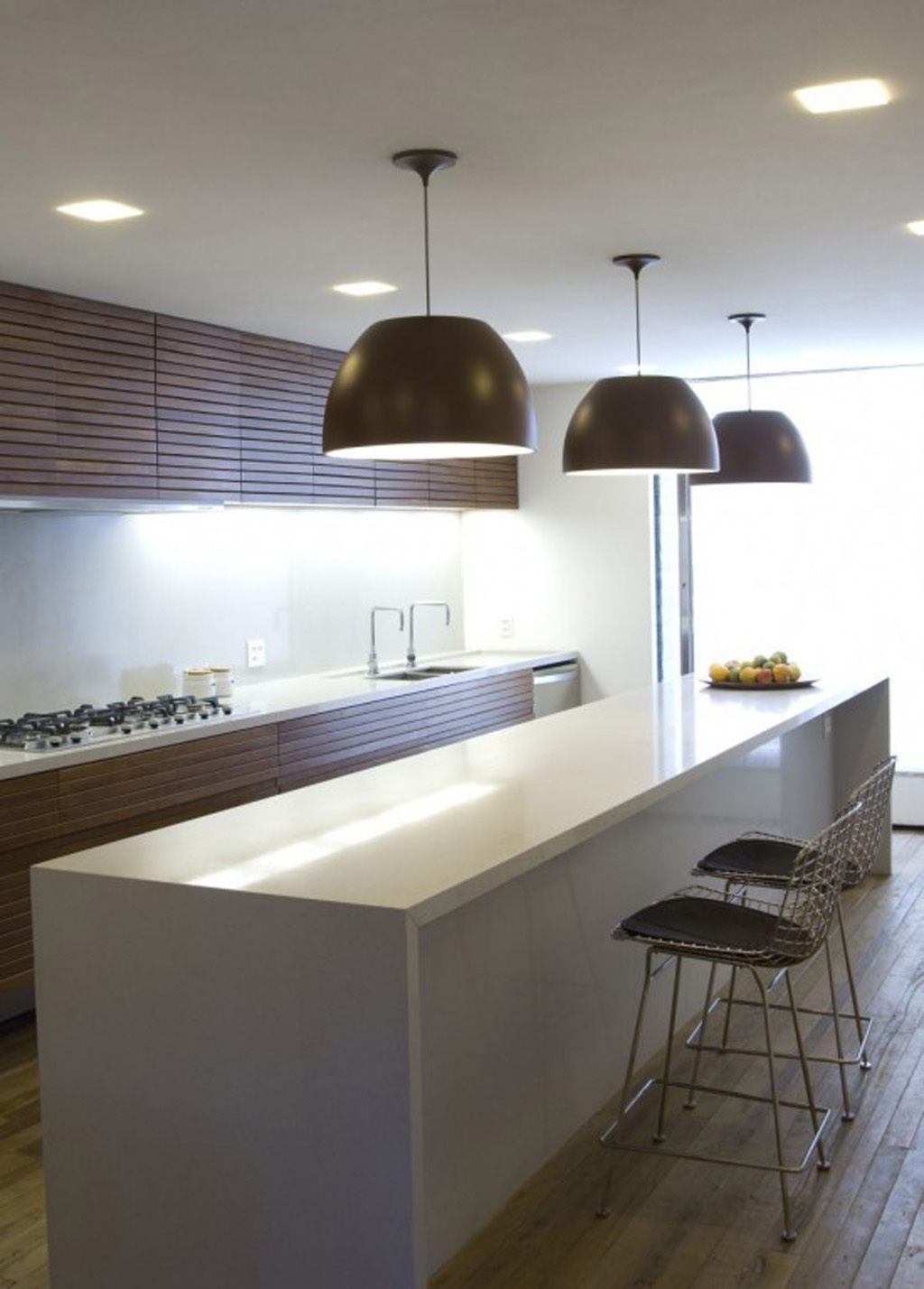 Modern kitchen designs ideas Modern kitchen design tips