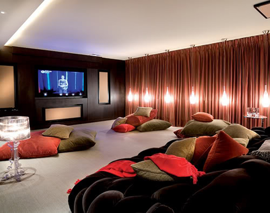 Outstanding Home Theater Room Design 1024 x 809 · 210 kB · jpeg