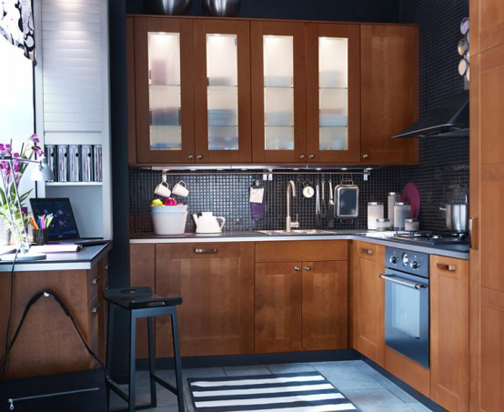 Small kitchen designs photos for Kitchen designs small