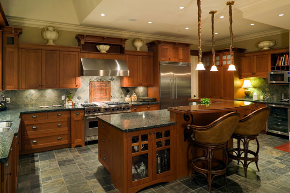 Cozy kitchen decorating ideas for Kitchen style ideas