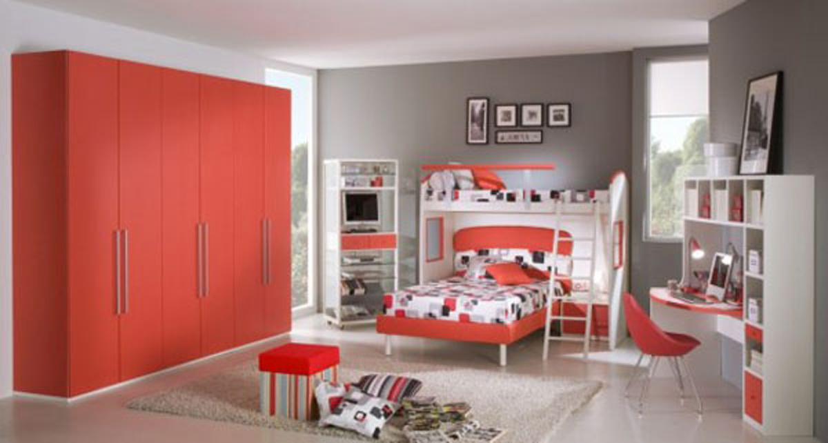 Room Design Ideas for Teenage Girls 1200 x 642