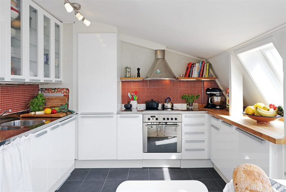 Small Kitchen Space Ideas Unique With Small Kitchen Space Saving Ideas Photos