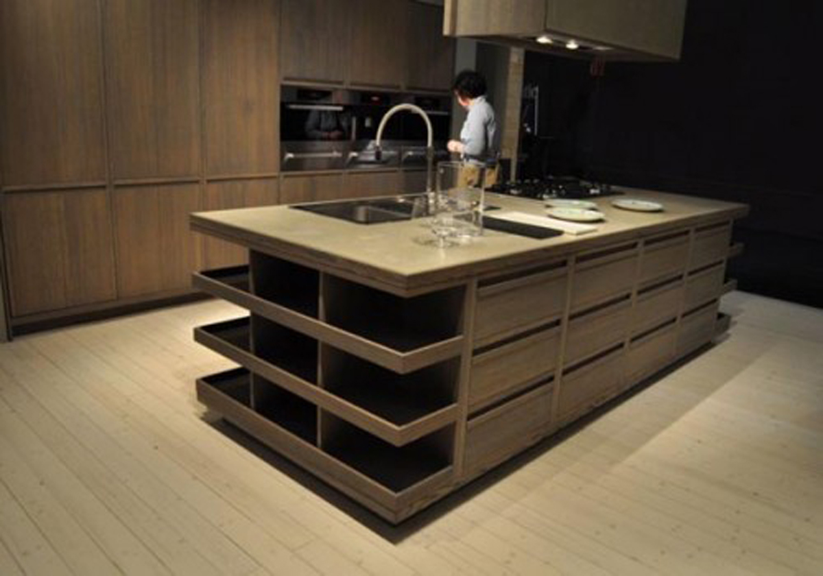 Modern kitchen table designs Modern design kitchen designs