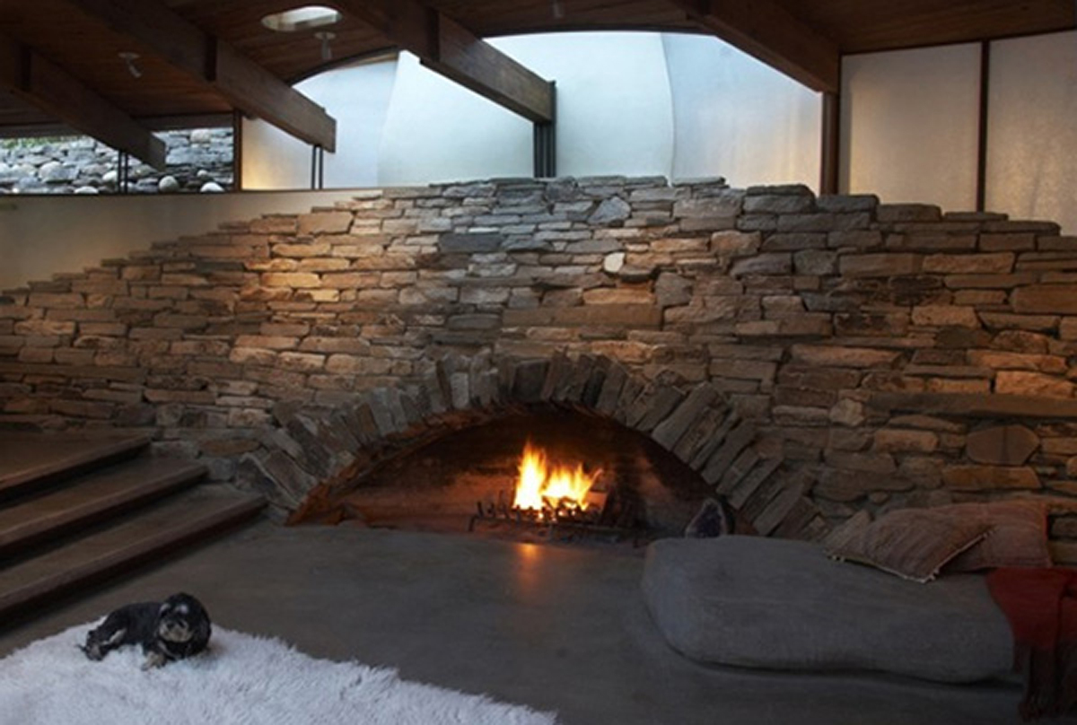 Unique Stone Fireplace Ideas Iroonie Com Interiors Inside Ideas Interiors design about Everything [magnanprojects.com]